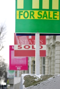 The Property market is on the move once more